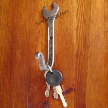 Закачалка от ковано желязо <br> 19
