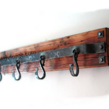 Wrought iron Hangers  <br>17