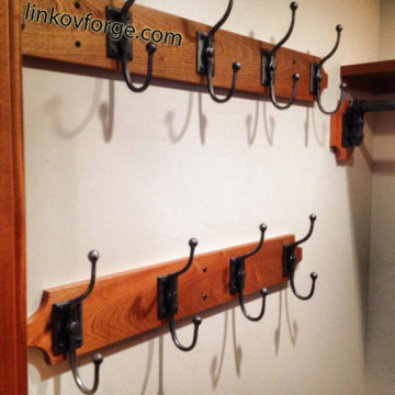 Wrought iron Hangers  <br>16