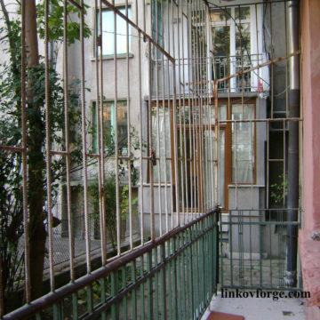 Балкон от ковано желязо 1