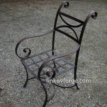 Стол от ковано желязо <br>1