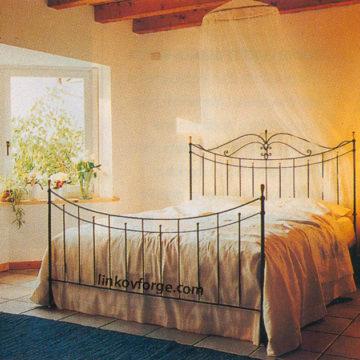 Спалня от ковано желязо <br> 15