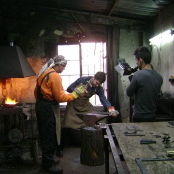 Тънкостите на кованото желязо