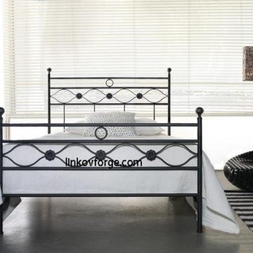 Спалня от ковано желязо <br> 35