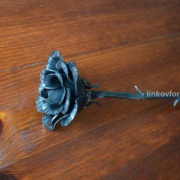 Роза от ковано желязо № 3