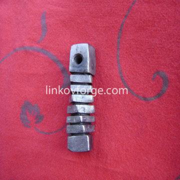 Ключодържател от ковано желязо<br> 6