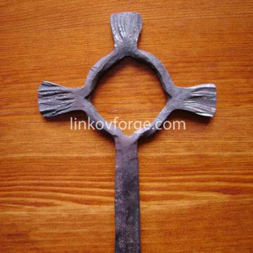 Кръст от ковано желязо<br> 2