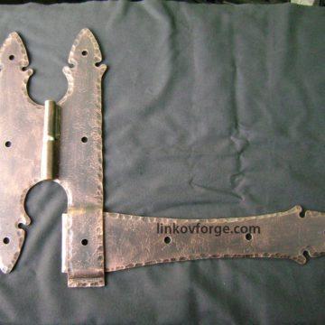 Обков от ковано желязо <br> 9