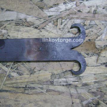 Обков от ковано желязо <br> 3
