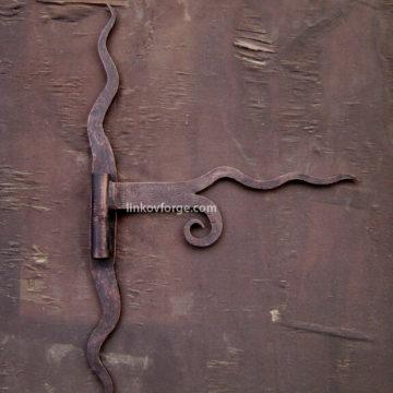 Обков от ковано желязо <br> 5