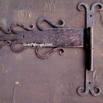 Обков от ковано желязо <br> 6