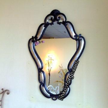 Огледало от ковано желязо <br> 13