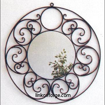 Огледало от ковано желязо <br> 16