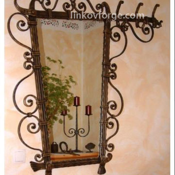 Огледало от ковано желязо <br> 8