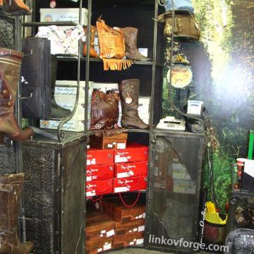 Обзавеждане за магазин от ковано желязо 3