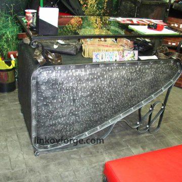 Обзавеждане за магазин от ковано желязо 2