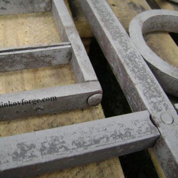 Реставрация на ограда от ковано желязо